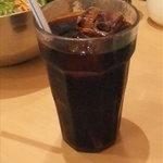 李朝園 - アイスコーヒー(180円)