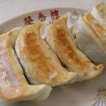 中華料理 栄香楼 - 餃子