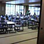8595869 - 旅館の宴会場(?)を利用した食事処
