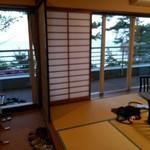 五浦観光ホテル 別館 大観荘 - 東館 8階の和洋室