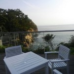 五浦観光ホテル 別館 大観荘 - 大観の湯、 湯上がり休憩所