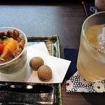香炉庵 茶寮 - デザート