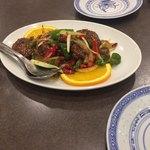 85954813 - 牛肉のXO醬炒め(ハーフサイズ)