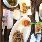 タイレストラン タニサラ - パッタイセット