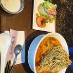 タイレストラン タニサラ - カウソーイセット