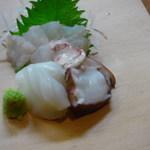 味どころ 撰 - 蛸とオコゼ