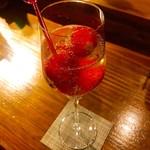 厨 らぱらぱ - スパークリングワイン