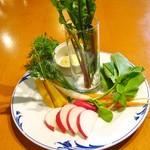 三浦野菜のスティック又は焼き野菜