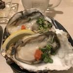 酒菜や MARUICHI - 生牡蠣