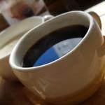 めざましサンド店 - アメリカンコーヒーです。