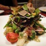 ブラッスリー・ラルテミス  - 旬の野菜