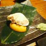 りょう次 - シャコ貝の刺身