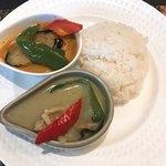 タイジャスミン - 料理写真:カレー