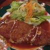 アクセスキッチンフルマーク - 料理写真:牛ロースカツ 1,530円
