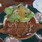 アクセスキッチンフルマーク - 牛ロースカツ 1,530円
