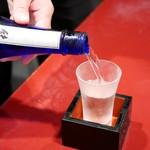 海賓亭 - 2018/5/16  日本酒は。。山法師、純米吟醸酒  980円