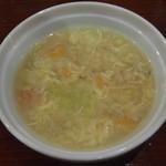 アクセスキッチンフルマーク - スープ