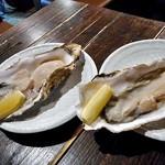焼とり居酒屋 ゆめや - 生牡蠣(2人前)