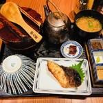 85964961 - 銀だら醤油粕漬おひつ膳(1,850円)