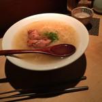 TAKASEGAWA - 地鶏から採った出汁が決めての〆にもおススメなラーメン