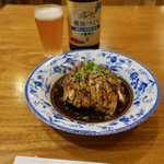 三鶴 - 四川名物よだれ鶏 880円
