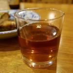 三鶴 - 紹興酒 甕出し古越龍山5年 500円