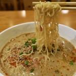 三鶴 - タンタン麺 930円