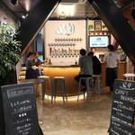 ブールバードカフェ アンドナイン - クラフト・ビアのタップ