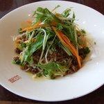 上海バール - 冷やし坦々麺(ランチ)
