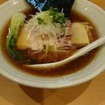 Chuukasobaharu - 特製中華蕎麦  980円