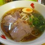 ひできよラーメン - 料理写真:中華そば750円