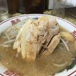 とんトコ豚 - ラーメン700円