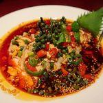 陳家私菜 - 天獄口水鶏(激辛よだれ鶏)