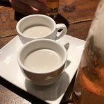 SHINJYUKU RAMBUTAN - 《冷製ココナッツスープ》