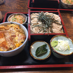 花屋 そば店 - 料理写真: