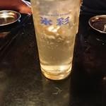 蒼屋 - レモンサワー