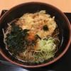 長岡やなぎ庵 - 料理写真:かき揚げ蕎麦 かき揚げはエビ入り