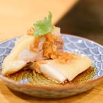 蘭奢待 - 蒸し鶏