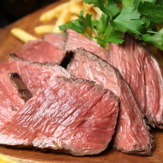 不動の一番人気★熟成和牛ハラミ肉のステーキをリーズナブルに!