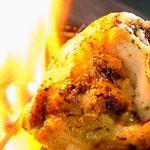 龍馬 - 牛テールの塩焼き