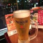 カフェ&レストラン談話室 ニュートーキョー - プレミアム生ビール