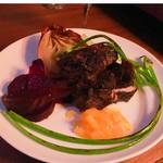 チャンバーズ - 豚肉のロースト