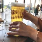 85985689 - 大きいサイズの生ビール