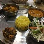 ババ インディアン レストラン - ランチAセット