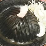 85986428 - ジンギスカン鍋