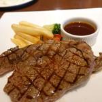 24 - 牛ロースステーキ