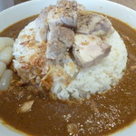 CURRY&DINING BAR e-two - インドマン?ライスチキン