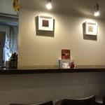 王様のスプーン - 何処と無くカフェやスタイリッシュバーとも思える