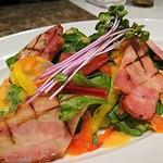 肉の王様 dining speranza - オーダーメードのサラダ