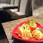 肉の王様 dining speranza - マカロニサラダ